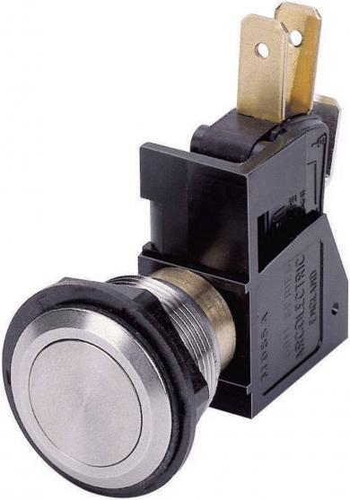 Întrerupător anti-vandalism, 15A, IP66, 1 contact de comutare, 250 V
