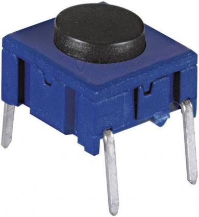 Buton miniatură Multimec 3CTL9 1 x OFF/(ON) 24 V/DC 50 mA