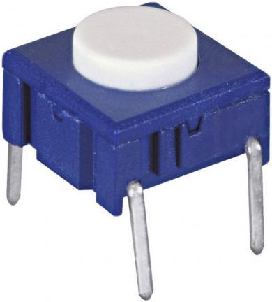 Buton miniatură Multimec 3CTL6 1 x OFF/(ON) 24 V/DC 50 mA