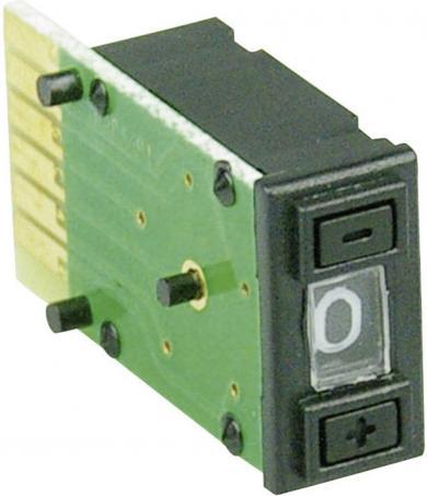 Întrerupător codificare PAAA-3014, zecimal, marcare 0-9, cu guler de protecţie