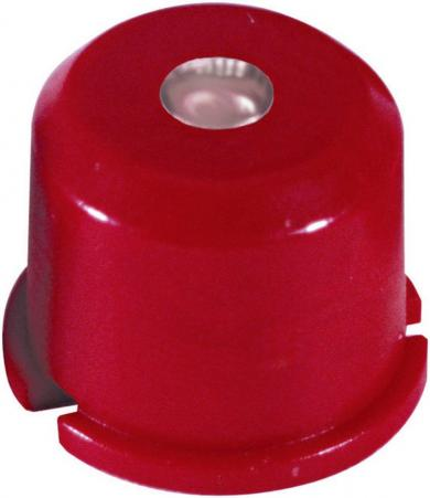 Capac buton Multimec 1D04, galben