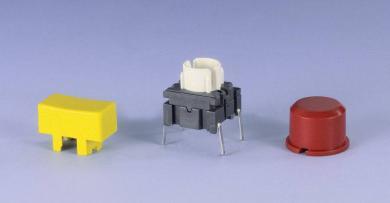 Capac buton Multimec 1P04, galben