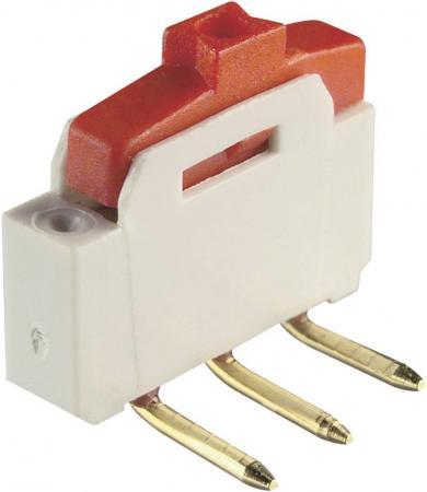 Întrerupător glisant miniatură SX254L 1 x ON/ON 12 V 0,5 A