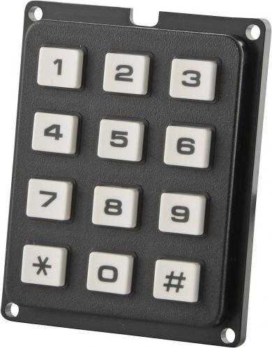 Tastatură 3x4