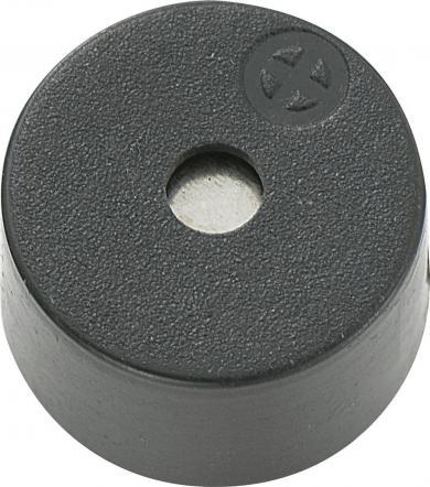 Buzzer electromagnetic Kepo, seria KPX, 85 dB, 5 V/DC, 30 mA, 3,1 ± 0,5 kHz