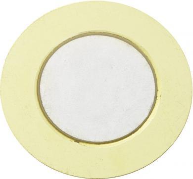 Traductor piezo ceramic fără circuit electronic 200 Ω, 30 V/AC, 4 ± 0,5 kHz, Kepo FT-27T-4.0A1-470