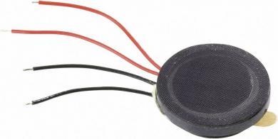 Difuzor miniatură seria LSF-M, tip LSF-15M/S-R, 8/32 Ω, LS+HK, 90/102 dB