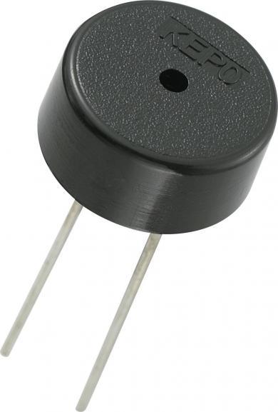 Traductor de sunet piezo KPT-G1340P22-6237, fără generator, 2 pini, 70 dB, 1 mA, 3 V/AC