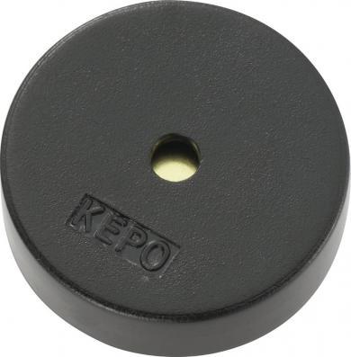 Traductor de sunet piezo KPT-G2260-6240, fără generator, 2 pini, 84 dB, 6 mA, 10 V/AC