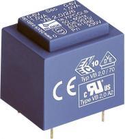 Transformator PCB 8 V/AC, 3,20...
