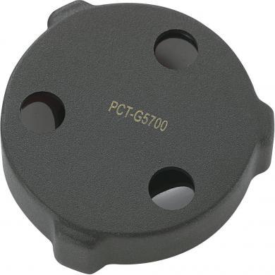 Traductor ultrasunete Kepo, seria PCT, 100 dB, 12 V/AC, 2 - 4 kHz, tip PCT-G5700-6319