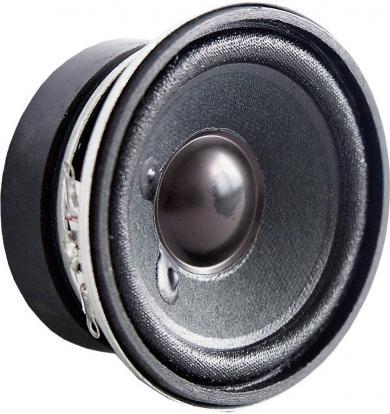 Difuzor de bandă largă 5 cm, tip FRWS 5 R, 84 dB, 250 Hz, 4 W