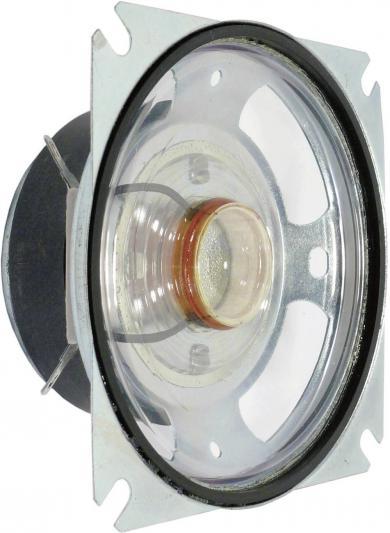 Difuzor de bandă largă 8 cm, IP65, tip SL 87 XA, 94 dB, 550 Hz, 20 W