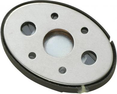 Difuzor miniatură Kepo, seria KP, 87 dB ± 3 dB, 8 Ω, 0,5 W, 900 Hz ± 20 %