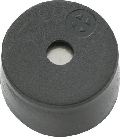 Buzzer electromagnetic Kepo, seria KPX, 75 dB, 1,5 V/DC, 30 mA, 2,3 ± 0,5 kHz