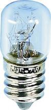 Bec tubular, soclu E14, 220-260 V, 5-7 W, 16 x 35 mm