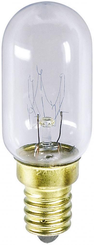 Bec 235 V, 25 W, 106 mA, soclu E14, transparent, Barthelme