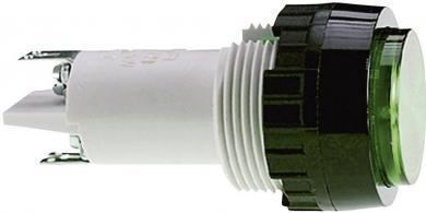 Lentilă pentru lampă semnalizare RAFI (cod produs 720356), roşu (transparent)