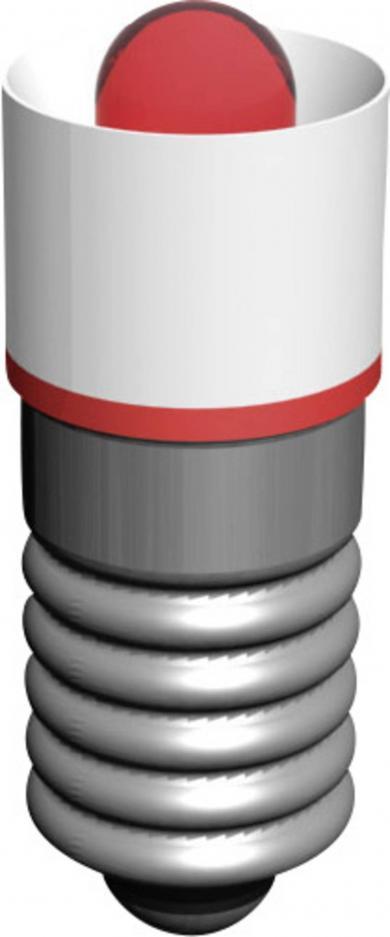 Lampă cu led E5,5 Signal Construct MEDE5523, verde