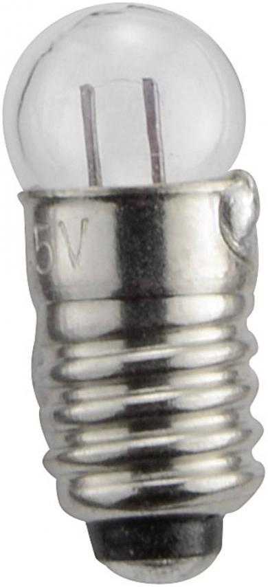 Lampă de scale E 5.5 Barthelme, 19 V, 0.76 W, 40 mA