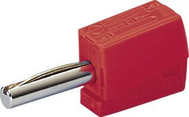 Conector rapid seria 215, Ø ştift 4 mm, WAGO 215-212, roșu