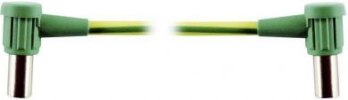Cablu de conexiune pentru compensare potenţial MC-POAG-EC6/2, MultiContact, 1 m
