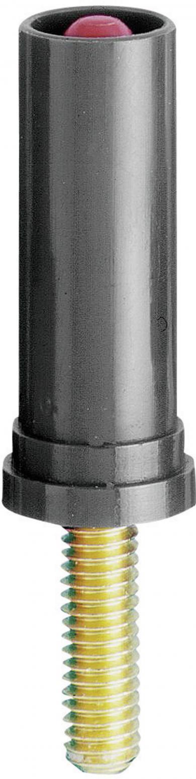 Adaptor pentru înşurubare cu filet M4 MultiContact SA400-VI, negru