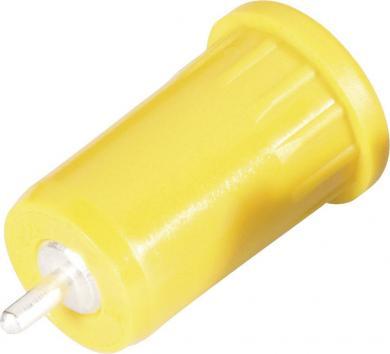 Soclu de siguranţă press-in Schnepp BU 4800, 25 A, 4 mm, conexiune prin lipire, verde