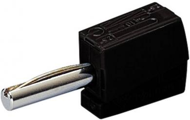 Conector rapid seria 215, Ø ştift 4 mm, WAGO 215-311, negru