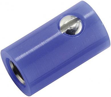 Conector miniatură Ø 2,6 mm, versiune conector, albastru