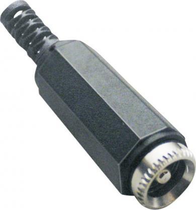 Mufă mamă cablu de alimentare, 5,5 mm/2,1 mm BKL Electronic