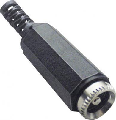 Mufă mamă cablu de alimentare, 5,5 mm/2,5 mm BKL Electronic