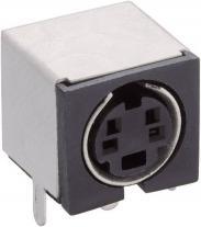 Conector soclu miniatură,...