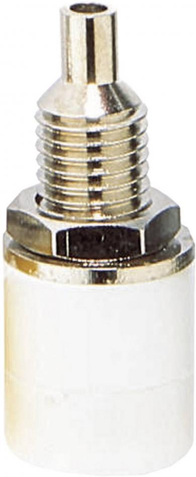 Soclu izolat BKL Electronic 72312, alb