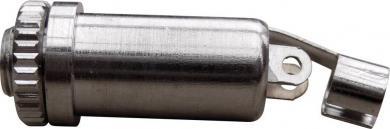 Jack 3,5 mm, soclu mamă, stereo, pentru montare, Potentiometer Service GmbH