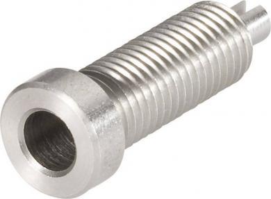 Conector din oţel superior Schnepp BU 4000 V2A, Ø știft 4 mm