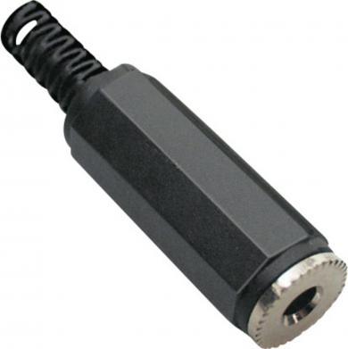 Jack 3,5 mm, mufă mamă, stereo, 1108003 BKL Electronic