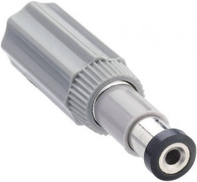 Mufă tată alimentare, 6.0 mm/1.98 mm, 34 V/DC 3 A, NES 1 Lumberg