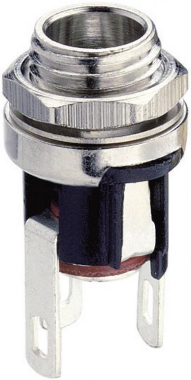 Soclu mamă alimentare 12 V/DC 0.5 A, 8.2 mm/5.7 mm, 1614 14 Lumberg