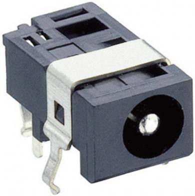 Soclu mamă alimentare 6.3 V/DC 2 A, 4.4 mm, montare PCB, 1613 05 Lumberg