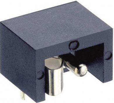 Soclu mamă alimentare 12 V/DC 0.5 A, 6.0 mm, montare PCB, NEB/J 21 R Lumberg