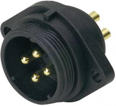 Conector tată, 12 pini, 5 A, IP68, Weipu SP2113/P12