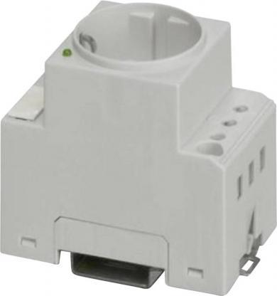 Priză pentru montare pe șine DIN  SD-D/SC/GY, Phoenix Contact