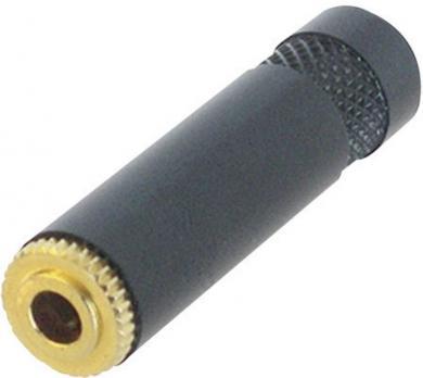 Jack 3,5 mm, mufă mamă, stereo, drept, Rean NYS 240 BG