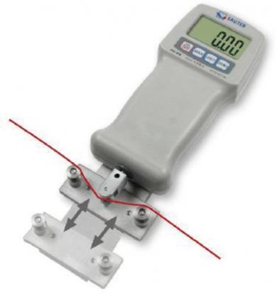 Accesoriu dinamometru pentru măsurare rezistenţă la rupere Sauter FK-A01