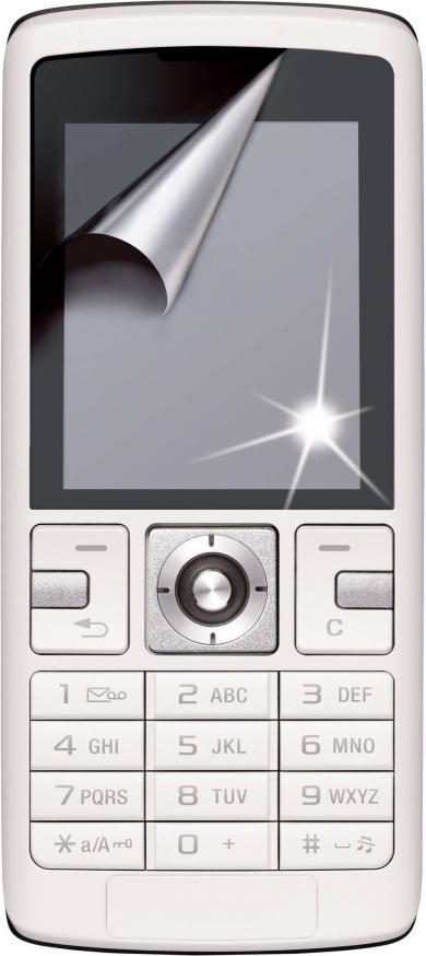 Folie universală pentru protecţie ecran