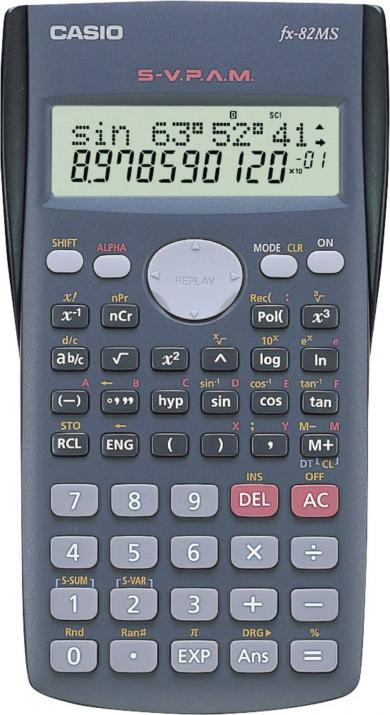 Calculator Casio FX-82MS