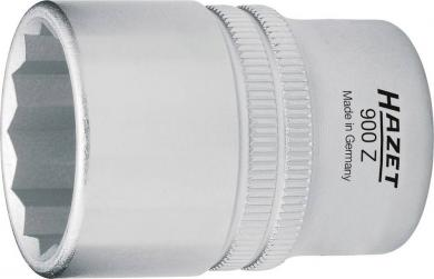 """Cap cheie tubulară cu 12 laturi hexagon exterior 1/2"""" (12.5 mm) 16 mm Hazet 900Z-16"""