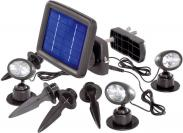 Set spoturi solare cu leduri...