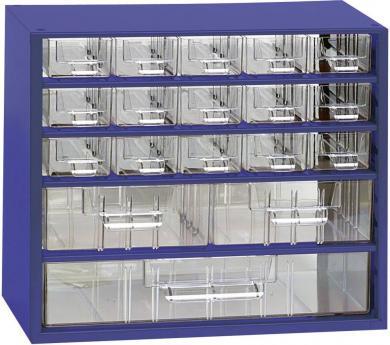 Dulap cu 18 sertare pentru atelier